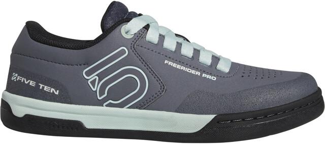 adidas Five Ten Freerider Pro Mountain Bike Shoes Women, onixash greenclear grey